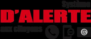 Système d'alerte logo